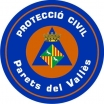 Logo Protecció Civil Parets