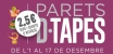 Parets DTapes 2017 desplegable banner