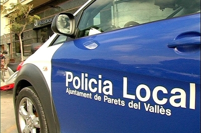 Policia Local de Parets del Vallès