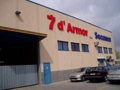 SOCOMOR, S.A. - Set d'armor