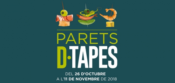 Parets DTapes 2018 desplegable banner
